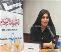 فيديو| عزة مجاهد: فيفي عبده لم ترشحني لـ«مملكة الغجر»