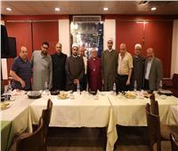 الكنيسة الأسقفية تقيم حفل إفطار جماعي