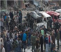 42 قتيلا ومصابا في تفجير سيارة مفخخة وسط أعزاز السورية