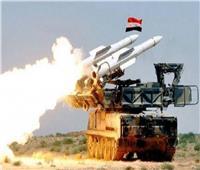 الدفاعات الجوية السورية تتصدى لهجوم إسرائيلي على مطار التيفور بحمص