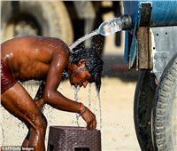 «الجحيم »| درجة الحرارة بالهند تصل لـ122 فهرنهايت.. والعطش يضرب السكان