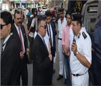 استنفار أمني بالإسكندرية لتأمين احتفالات المواطنين بعيد الفطر