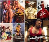 موعد عرض الحلقات الأخيرة لـ«كلبش3» و«حكايتي» و«أبو جبل»
