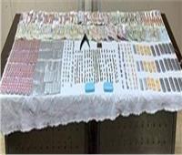 حبس أخطر مروج مخدرات بالمنيا4 أيام