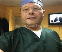 حسان نعمان عميدا لكلية الطب بجامعة سوهاج