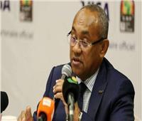 أحمد أحمد يشكر مصر ويشيد باستعدادات البطولة الأفريقية