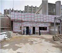 """""""الصحة"""" تكشف موعد افتتاح أعمال تطوير مبنى طوارئ معهد ناصر"""