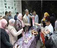 محافظ سوهاج يشارك الأيتام وذوى الاحتياجات الخاصة إفطارهم الجماعي
