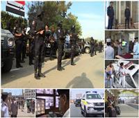 فيديو| الداخلية: استنفار أمني لتأمين احتفالات عيد الفطر المبارك