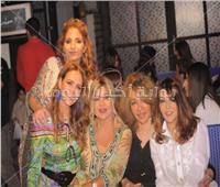 صور| عدوية يتألق في حفل سحور بحضور سميرة السعيد ونيللي كريم