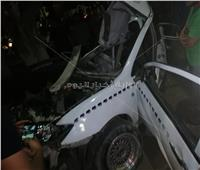 مصرع شخصين وإصابة آخرين في حادث بطريق صلاح سالم