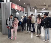 بعد توقف 13 عامًا.. مطار القاهرة يستقبل أول رحلة طيران من صربيا