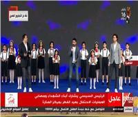 صور  تامر حسني يحيي حفل «عيد الفطر» بمشاركة علي ربيع وأكرم حسني