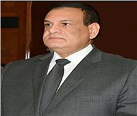 محافظ البحيرة ينعي شهداء الحادث الإرهابي بشمال سيناء