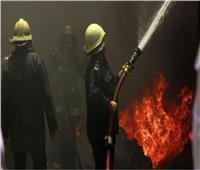 السيطرة على حريق في ورشة لتخزين الأخشاب بالقناطر الخيرية