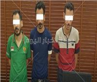 حبسالمتهمين بسرقة معمل التحاليل الطبي بمدينة نصر