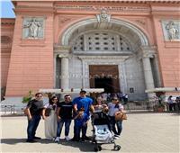 وصول نجم ريال مدريد إلى الغردقة في زيارة سياحية