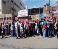 إغماء وانهيار عصبي لـ 6 طالبات أثناء امتحان اللغة العربية في الغربية