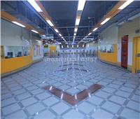 صور  فتح 3 محطات مترو جديدة استعدادا لبطولة أمم إفريقيا