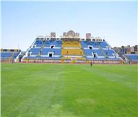استاد الإسماعيلية جاهز لاستضافة المجموعة السادسة بكأس الأمم الأفريقية