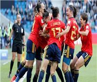 فوز منتخب السيدات الإسباني على جنوب أفريقيا فى كأس العالم الأبرز في عناوين الصحف الإسبانية