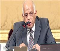 عبد العال يستمع لـ«بيانات الحكومة» بشأن أزمات مياه الشرب والري