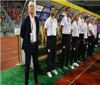 أمم إفريقيا 2019| لاعبو المنتخب يواصلون تدريباتهم البدنية