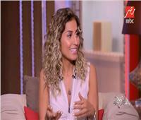 فيديو| دينا الشربيني: الهضبة أكثر شخص يدعمني.. و«طاير من الفرحة» لنجاحي