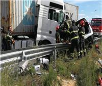 مقتل 17 شخصا في حادث سير جنوبي البرازيل