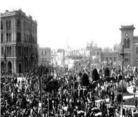 إصدار خاص من كتاب «مرايا» في مئوية ثورة 1919