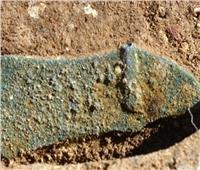 اكتشاف بقايا حصن عسكري من عصر رمسيس الثاني بالبحيرة