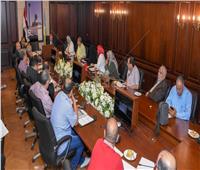 محافظ الإسكندرية يوجه بإنهاء تقنين الأوضاع لواضعي اليد على أراضي الدولة