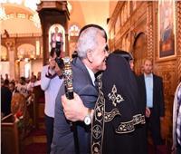 محافظ المنوفية يهنئ البابا تواضروس بتدشين كنيسة العذراء