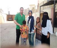 بالتعاون مع إدارة الحالة.. مؤسسة الحرية للرعاية  تنجح في تسليم ابن لأسرته