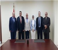 «زايد» و«الغضبان» يوقعان بروتوكولات تعاون لتشغيل مستشفيات التأمين الصحي الجديد