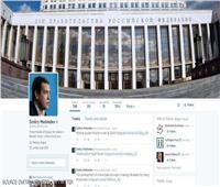 تعرض حساب رئيس الوزراء الروسي على تويتر للاختراق