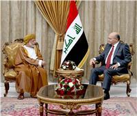 برهم صالح: استقرار العراق عامل أساسي لأمن المنطقة