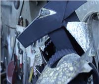فيديو| عبد الرحمن: استمتع بإعادة تشكيل الخردة لتماثيل