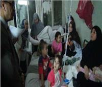 مصرع طفلة وإصابة ١١١ آخرين بالتسمم من تناول «ترمس» في أسيوط