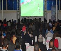 شاشات عرض بمراكز شباب شمال سيناء لمتابعة مباريات كأس الأمم الإفريقية