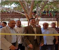 افتتاح معرض «انتشار» بكلية التربية الفنية جامعة حلوان
