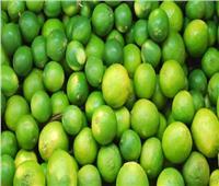 سعر كيلو الليمون يسجل 35 جنيها في سوق العبور