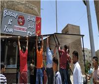 جهاز مدينة القاهرة الجديدة ينفذ عدة حملات لإزالة المخالفات بالتجمع الخامس
