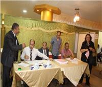 فتح باب التصويت بانتخابات رئيس نقابة المهندسين الفرعية بالغربية