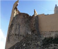 انهيار قلعة أفغانية أثرية ومواقع التراث الثقافي معرضة للخطر