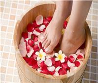 غمر الأرجل في الماء الساخن يزيد كفاءة الدورة الدموية