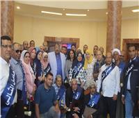 رئيس «الصرف الصحى» بالقاهرة يكرم العامل المثالي: هم ركيزة النهوض