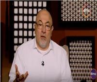 شاهد| خالد الجندي يشرح الحديث النبوي «اعقلها وتوكل»
