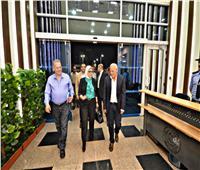 الغضبان يستقبل وزيرة الصحة لمتابعة تسلُّم المنشآت الطبية لـ«التأمين الصحي»