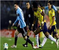كوبا أمريكا 2019| انطلاق مباراة الأرجنتين وكولومبيا